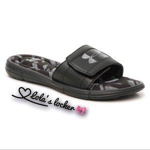 Under Armour Ignite Impact V Slide Sandals Shoes